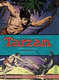 Tarzan Versus the Nazis