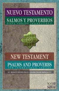 Spanish/English New Testament with Psalms & Proverbs-PR-NIV/NVI