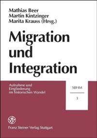Migration Und Integration. Aufnahme Und Eingliederung Im Historischen Wandel