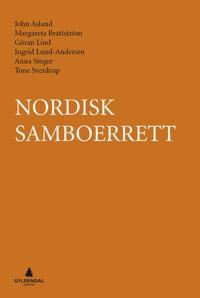 Nordisk samboerrett - John Asland, Margareta Brattström, Göran Lind, Ingrid Lund-Andersen, Anna Singer, Tone Sverdrup pdf epub