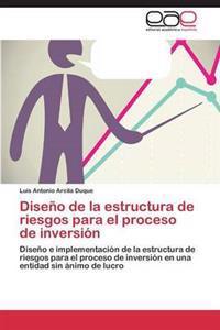Diseno de La Estructura de Riesgos Para El Proceso de Inversion