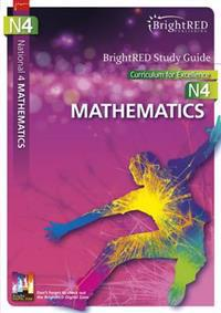 Brightred study guide national 4 mathematics