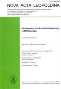 Biodiversität und Landschaftsnutzung in Mitteleuropa