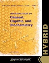 Introduction to General, Organic, and Biochemistry + Owl Youbook Access Card