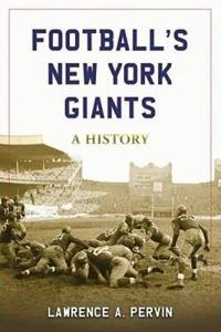 Football's New York Giants