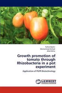 Growth Promotion of Tomato Through Rhizobacteria in a Pot Experiment