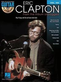 Eric Clapton - From the Album Unplugged: Guitar Play-Along Volume 155