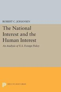 The National Interest and the Human Interest