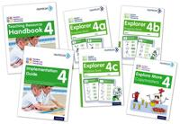 Numicon: Number, Pattern and Calculating 4 Easy Buy Pack