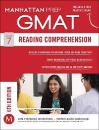 Manhattan Prep Gmat Reading Comprehension