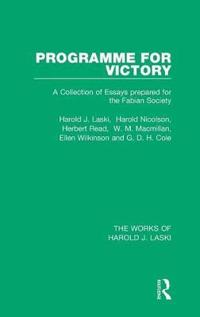 Programme for Victory