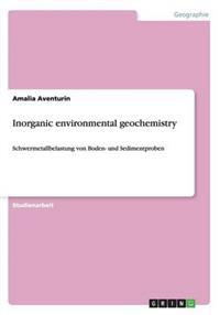 Inorganic Environmental Geochemistry