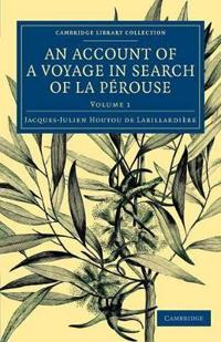 An An Account of a Voyage in Search of La Perouse 2 Volume Set An Account of a Voyage in Search of La Perouse