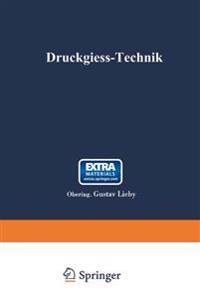 Druckgie -Technik