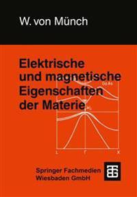 Elektrische Und Magnetische Eigenschaften Der Materie