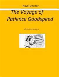 Novel Unit for the Voyage of Patience Goodspeed