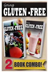 Gluten-Free Greek Recipes and Gluten-Free Recipes for Kids: 2 Book Combo