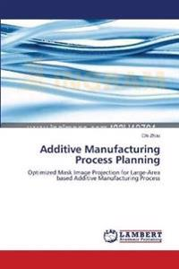 Additive Manufacturing Process Planning