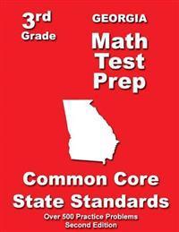 Georgia 3rd Grade Math Test Prep: Common Core State Standards