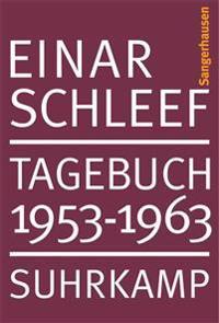 Tagebuch 1953 - 1963 Sangerhausen