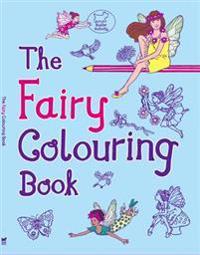 The Fairy Colouring Book
