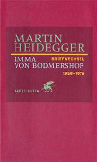 Briefwechsel 1959 - 1976
