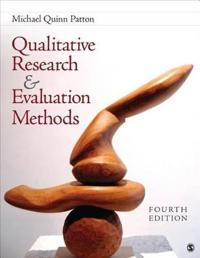 Qualitative Research & Evaluation Methods - Integrating Theory and Practice