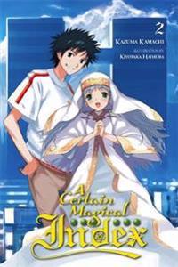 A Certain Magical Index the Novel 2