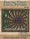 Fractal Cross Stitch Pattern No. 143