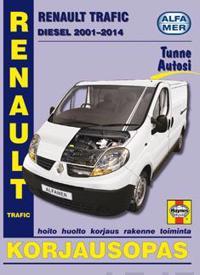 Renault Trafic diesel 2001-2014