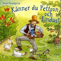 Känner du Pettson och Findus?