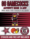 Go Gamecocks Activity Book & App