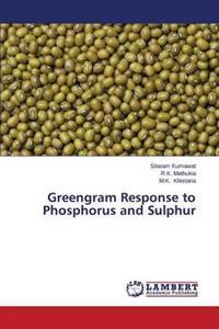 Greengram Response to Phosphorus and Sulphur