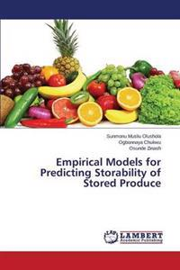 Empirical Models for Predicting Storability of Stored Produce
