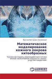 Matematicheskoe Modelirovanie Kozhnogo Pokrova Kitoobraznykh