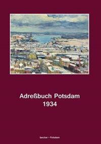 Adressbuch Potsdam Fur 1934