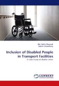 Inclusion of Disabled People in Transport Facilities