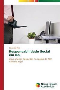 Responsabilidade Social Em Ies