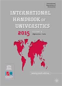 International Handbook of Universities 2015
