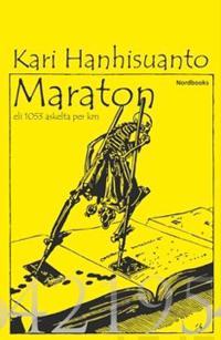 Maraton eli 1053 askelta per km