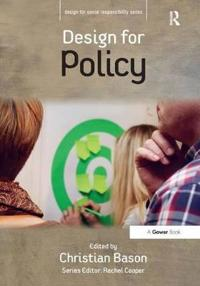Design for Policy