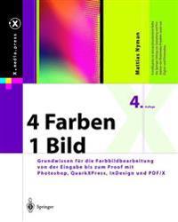 4 Farben -- Ein Bild