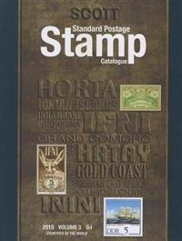 Scott Standard Postage Stamp Catalogue, Volume 3: Countries of the World: G-I