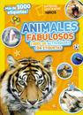 Animales Fabulosos: Libro de Actividades Con Etiquetas