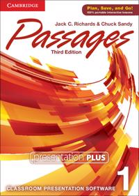 Passages Level 1 Presentation Plus