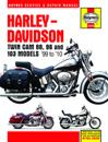 Harley-Davidson Twin Cam 88, 96 and 103