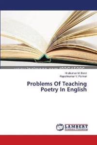 Problems of Teaching Poetry in English