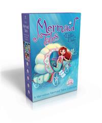 A Mermaid Tales Mer-Velous Collection Books 6-10: The Secret Sea Horse; Dream of the Blue Turtle; Treasure in Trident City; A Royal Tea; A Tale of Two