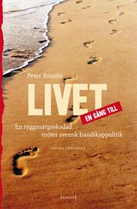 Livet en gång till : en ryggmärgsskadad möter svensk handikappolitik