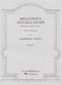 Melodious Double-Stops for Violin, Book II